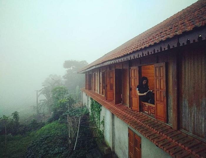 homestay - chỗ nghỉ tại thung lũng Kho Mường