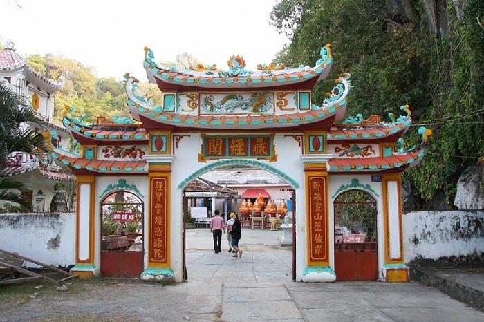 Những ngôi chùa ở Kiên Giang - chùa Hang