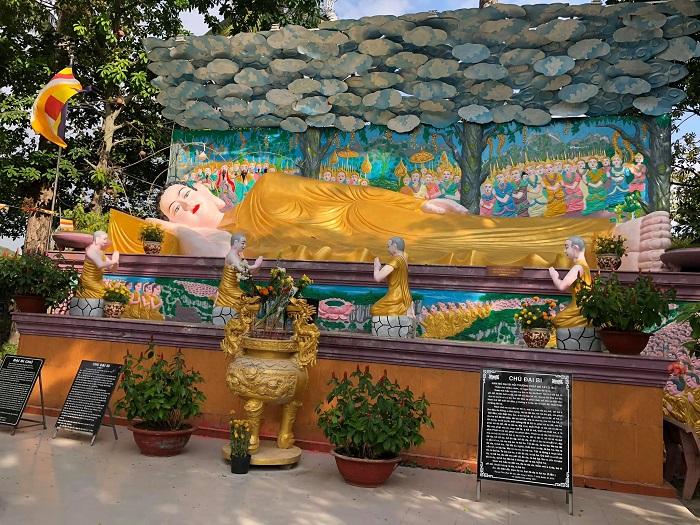 Những ngôi chùa ở Kiên Giang - chùa Tam Bảo