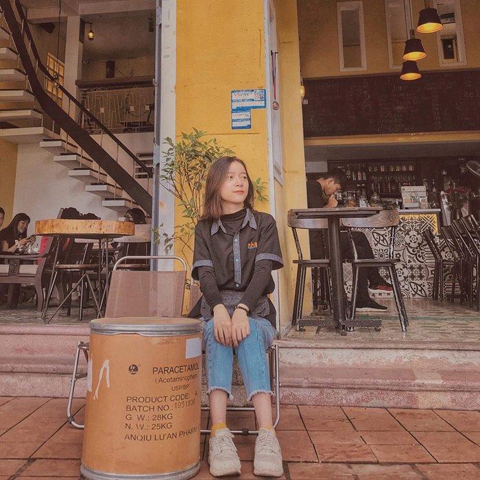 quán cà phê muối xứ Huế NHÀ 87