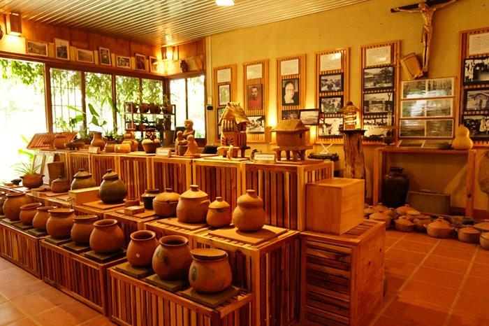 Museum at Ka Don Temple