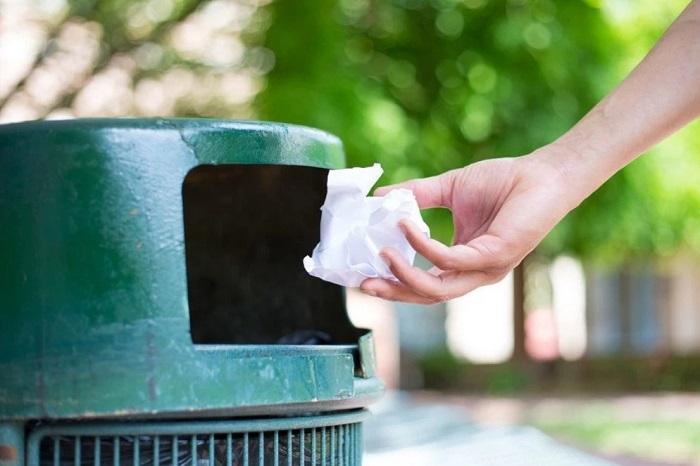 Vứt rác bừa bãi - Những điều cấm kỵ ở Singapore