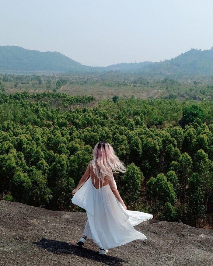 Núi đá voi địa điểm chụp ảnh đẹp ở Đắk Lắk