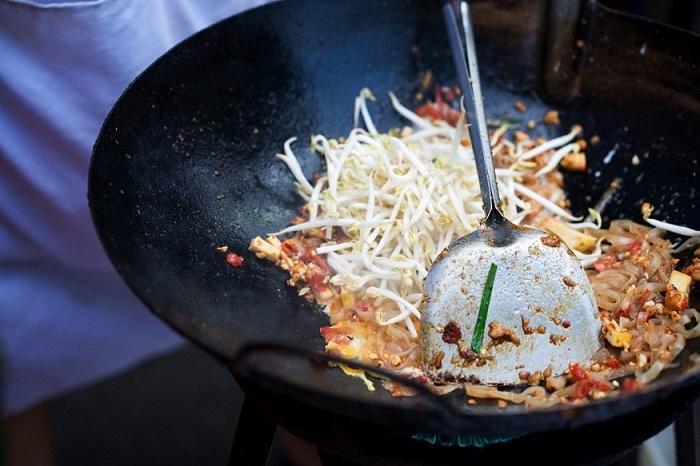 Top 16 món ăn đường phố ngon nhất thế giới
