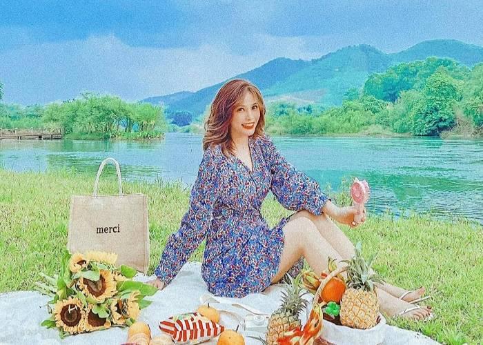 Phim trường Wonderland Thái Nguyên - toạ độ sống ảo đẹp không thua gì Hàn Quốc