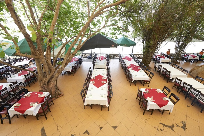 The best seafood restaurants in Vung Tau - Ganh Hao Seafood