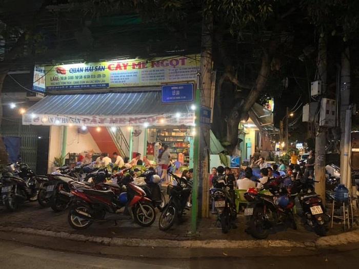 The best seafood restaurants in Vung Tau - Sweet Tamarind Seafood