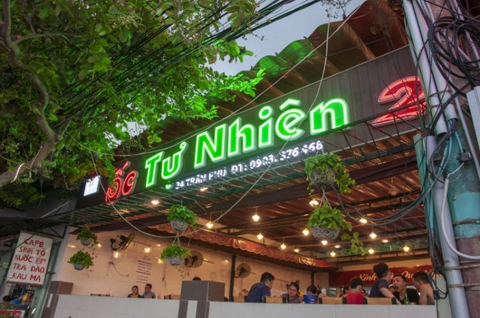 The best seafood restaurants in Vung Tau - Natural Snail