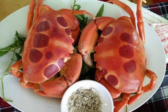 Những quán hải sản ngon rẻ ở Côn Đảo- quán Gia Long thực đơn