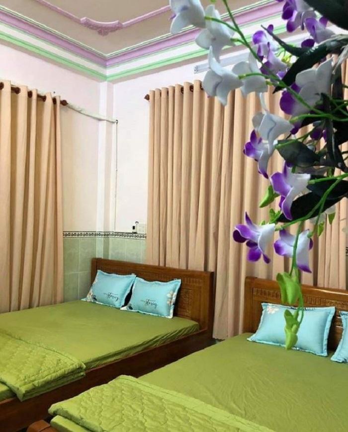 Homestay đẹp ở đảo Phú Quý - homestay Sea Homestay