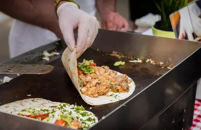 Tacos ở Mexico - Top 16 món ăn đường phố ngon nhất thế giới
