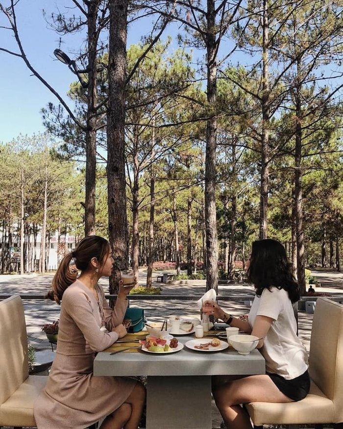 Ăn uống tại Terracotta Hotel & Resort Dalat -  khu nghỉ dưỡng giữa rừng ở Đà Lạt
