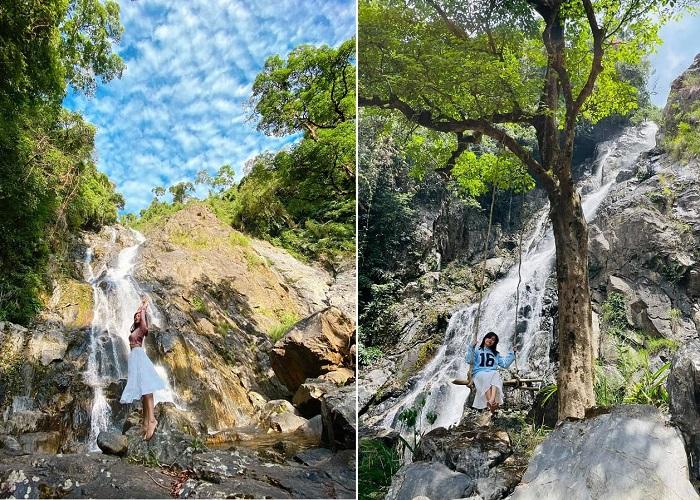 Thác Giáng Tiên – nàng tiên nữ ngủ quên giữa núi rừng Bình Định
