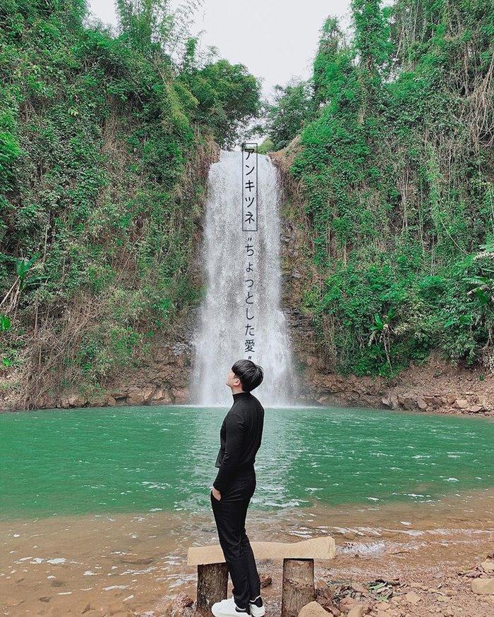 tHÁC pA SỸ  địa điểm sống ảo chất ở Kon Tum