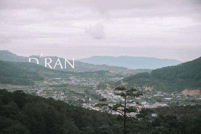 thị trấn D'ran