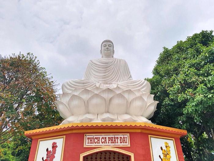 Vãn cảnh chùa Phật Học 2 - Thích Ca Phật Đài