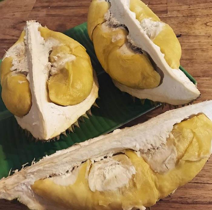Du ngoạn khu du lịch vườn Ba Ngói - Thỏa thích ăn sầu riêng