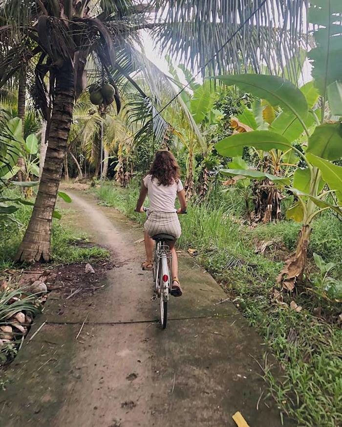 Du ngoạn khu du lịch vườn Ba Ngói - Tha hồdu ngoạn