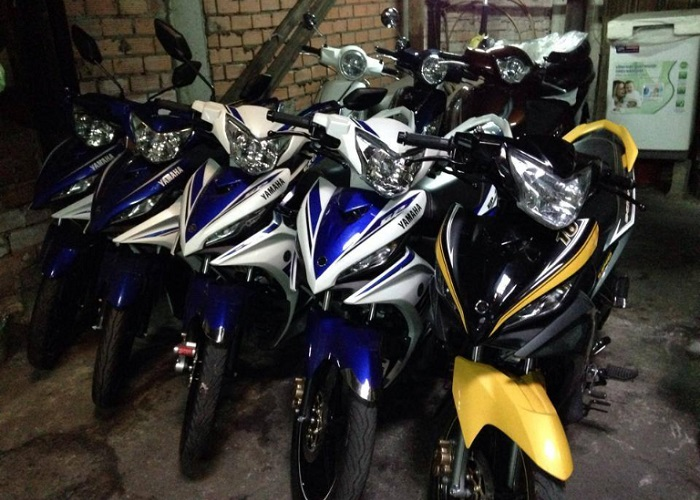 Địa chỉ thuê xe máy ở Bình Phước - Bảo Trân