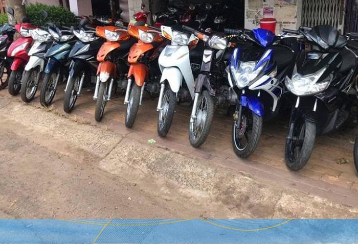 Địa chỉ thuê xe máy ở Bình Phước - Mai Vàng Guesthouse