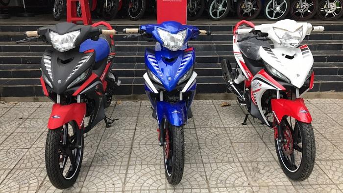 Địa chỉ thuê xe máy ở Bình Phước - Tuần Giang