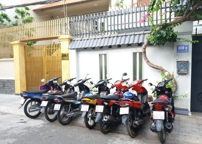 Address for motorbike rental in Vung Tau - Motorbike rental in Vung Tau - Minh Duc