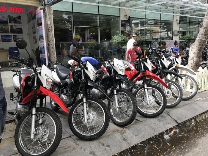 Quality car rental address in Nha Trang