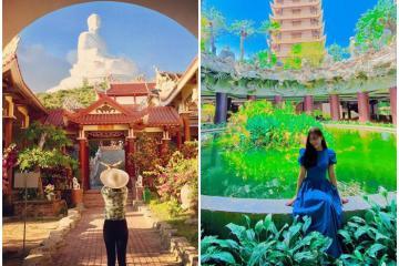 'Quy ẩn' tại những ngôi chùa ở Bình Định nổi tiếng và linh thiêng để tìm an yên