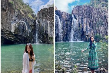 Du lịch thác Vực Hòm - 'tuyệt tình cốc' đẹp như mơ của Phú Yên