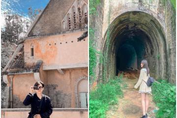 Những địa điểm bỏ hoang ở Đà Lạt là nơi check-in thần thánh với tín đồ xê dịch