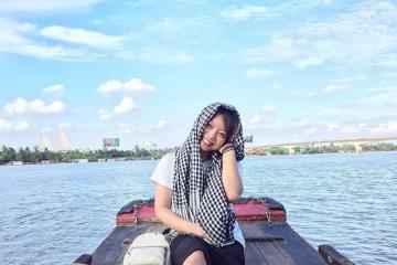Về cồn Phú Đa ngắm cảnh sông nước và thưởng thức món ốc gạo trứ danh miền Tây