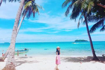 Bãi Bà Kèo Phú Quốc - thiên đường biển tuyệt đẹp ở đảo ngọc mê hoặc du khách