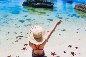 Du lịch bãi biển Vũng Bầu Phú Quốc khám phá hoang đảo huyền bí giữa lòng đảo ngọc