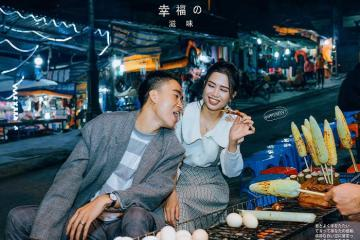 Chợ đêm Tam Đảo – nét đẹp vùng cao độc đáo bên 'hông' Hà Thành