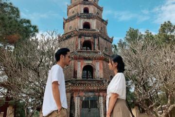 Những ngôi chùa ở Huế đẹp và linh thiêng nức tiếng đất Cố đô