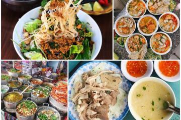 'Phá đảo' list địa chỉ ăn uống bình dân ở Quy Nhơn nức tiếng