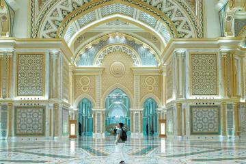 Tổng hợp những địa điểm du lịch nổi tiếng nhất ở Abu Dhabi