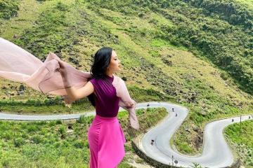 Dốc Thẩm Mã Hà Giang - con đường đưa ta đến với thiên cảnh hùng vĩ