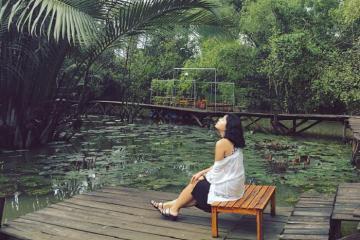 Review 6 homestay Sài Gòn Bình Chánh gần gũi thiên nhiên, lý tưởng để nghỉ dưỡng