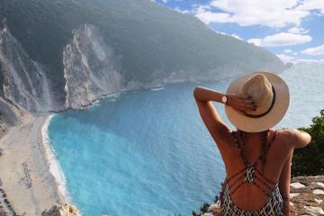 Khám phá thiên nhiên ở Kefalonia - hòn đảo tuyệt đẹp của Hy Lạp
