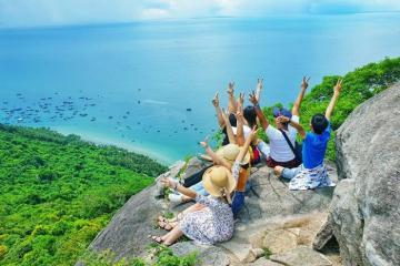 Lập team quẩy hết mình tại những khu du lịch sinh thái ở Tây Ninh