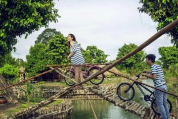 Khu du lịch sinh thái Tứ Phương Thất Đảo - địa điểm 'xả hơi' siêu vui, siêu đẹp ở Vũng Tàu