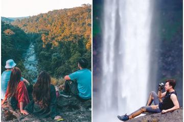 Kinh nghiệm du lịch K'Bang - 'vương quốc của những dòng thác'