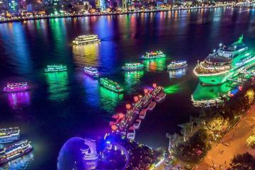 Trọn bộ kinh nghiệm du thuyền sông Hàn cập nhật mới nhất