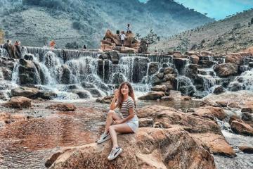 Gọi tên những ngọn thác đẹp ở Mộc Châu khiến du khách đắm say