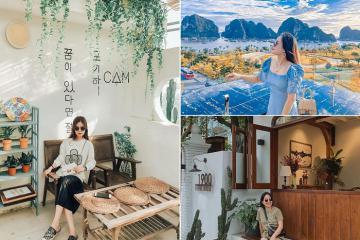 Những quán cafe đẹp ở Hạ Long làm 'dậy sóng'cộng đồng sống ảo