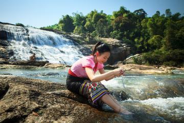Các thác nước ở Nghệ An đẹp kỳ vĩ không đi là tiếc hùi hụi