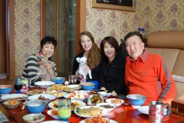 Nét độc đáo trong văn hóa ăn uống ở Hàn Quốc