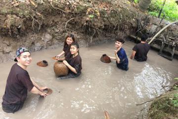 Vườn sinh thái Xẻo Nhum - địa điểm 'relax' cuối tuần hấp dẫn ở Cần Thơ