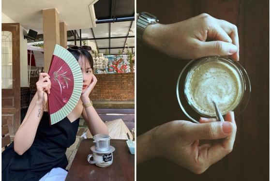 Có một thức uống lạ lùng và ngon như cà phê muối xứ Huế